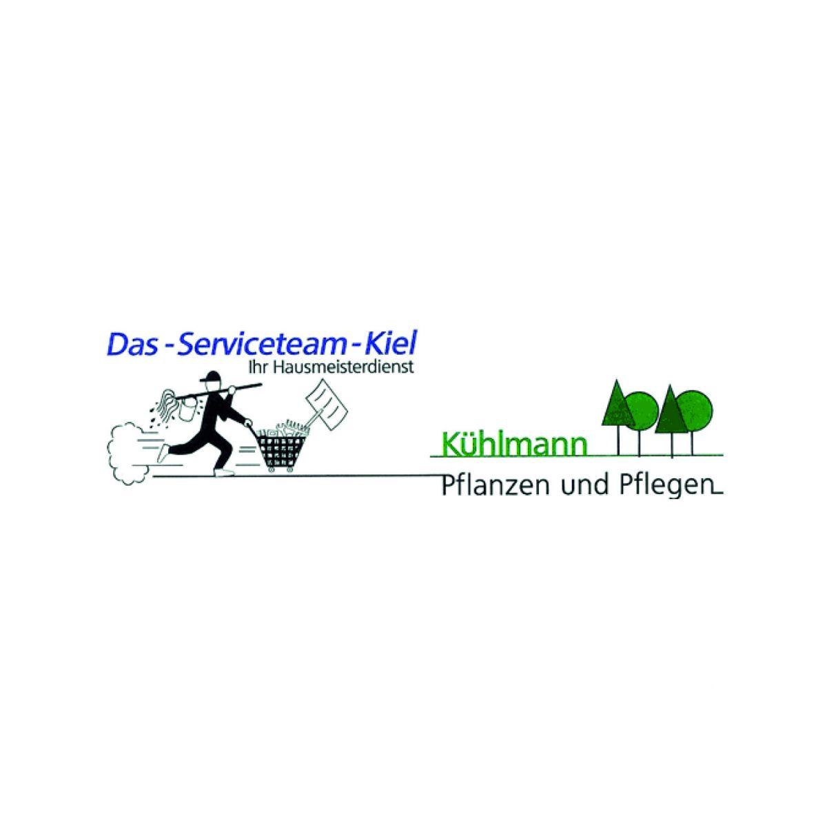 Das Serviceteam Kiel