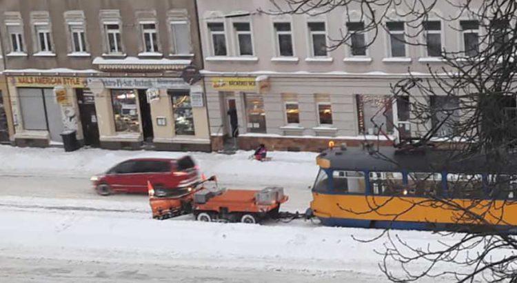 Winter-Spezial Zustand und Temperatur von Schienen und Oberleitungen für den Bahn-/ Schienenverkehr
